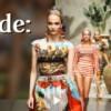 Sicilian Prints @Dolce&Gabbana SS13