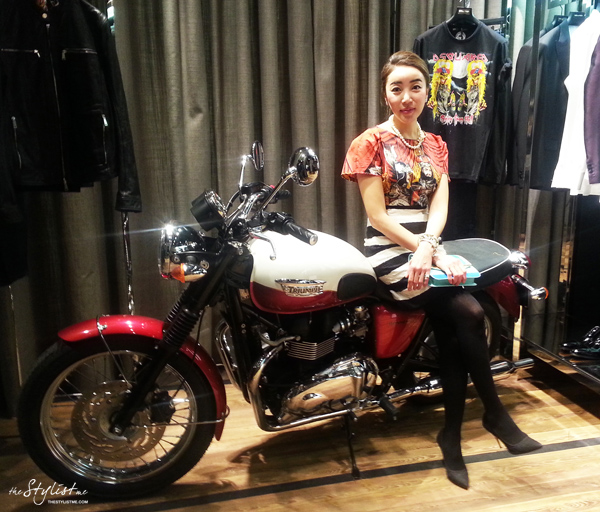 01-bikercouture-Dsquared2-triumph-fuorisalone-designweek-milan-yuriAhn-Dolce-and-Gabbana-SS-2013-Sicilian-folk