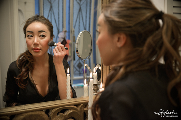 01_yuriAhn_fashion_editor_Swide_Dolce_and_gabbana_SS13_theStylistme_beauty_tips