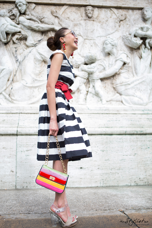 04_yuriAhn_Digital_Fashion_Specialist_Dolce_and_Gabbana_wearing_Sicilian_folk_SS13_stripe