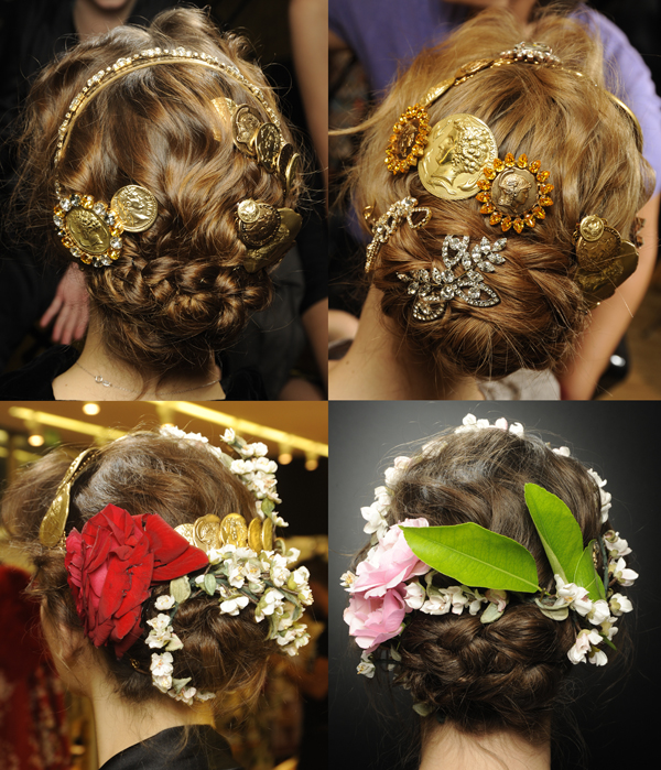 dolce-and-gabbana-ss-2014-women-fashion-show-backstage-hair-decoration-17