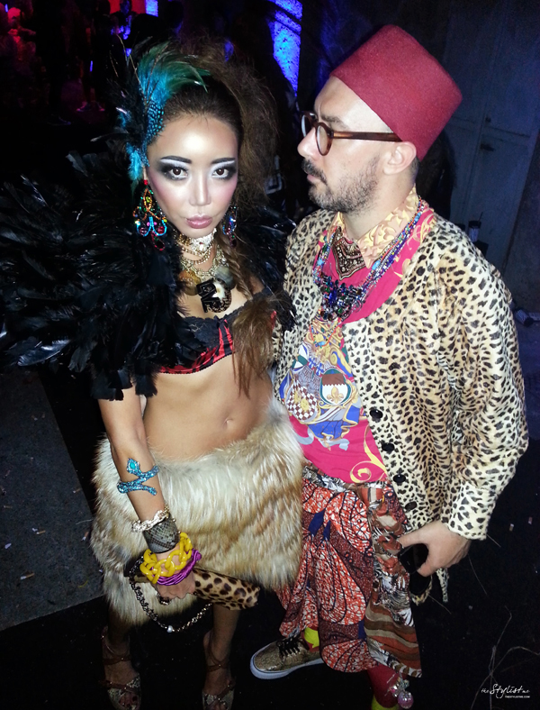 00_YuriAhn_theStylistme_halloween2013_DiscoAfrica_Giampaolo_Sgura _party