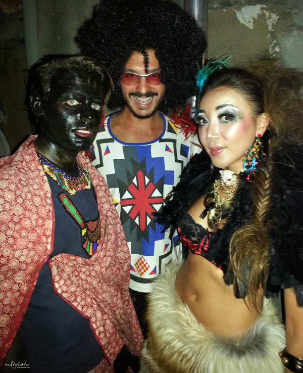 03_YuriAhn_theStylistme_halloween2013_DiscoAfrica_Giampaolo_Sgura _party
