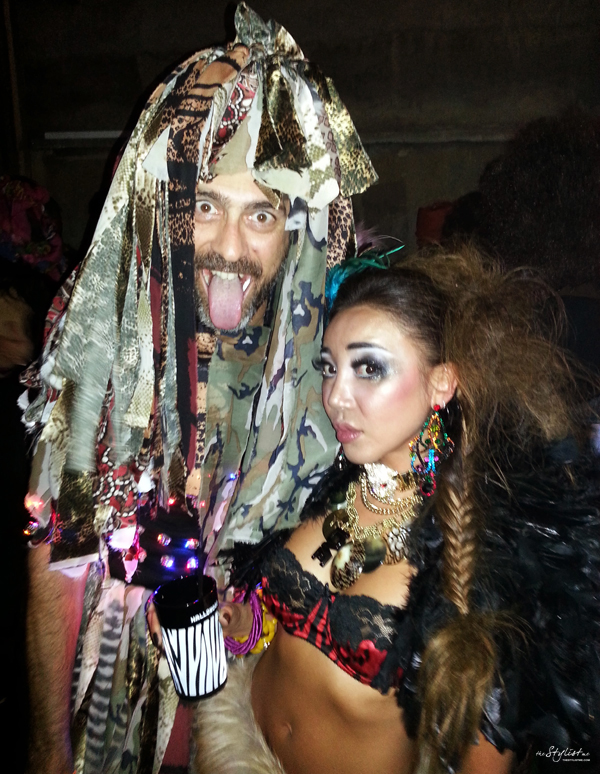 06_YuriAhn_theStylistme_halloween2013_DiscoAfrica_Giampaolo_Sgura _party_Giuliano_Federico