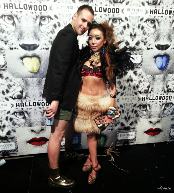 10_YuriAhn_theStylistme_halloween2013_DiscoAfrica_Giampaolo_Sgura _party_with_Massimo