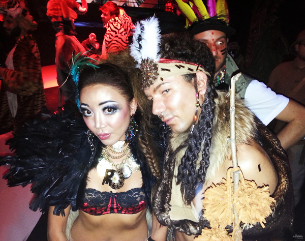08-YuriAhn_theStylistme_halloween2013_DiscoAfrica_Giampaolo_Sgura_party