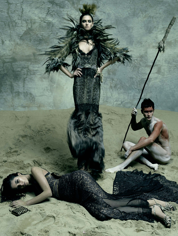 13_YuriAhn_theStylistme_inspiration_africa_dolce_and_gabbana_SS05_for_halloween2013_DiscoAfrica_Giampaolo_Sgura-_party