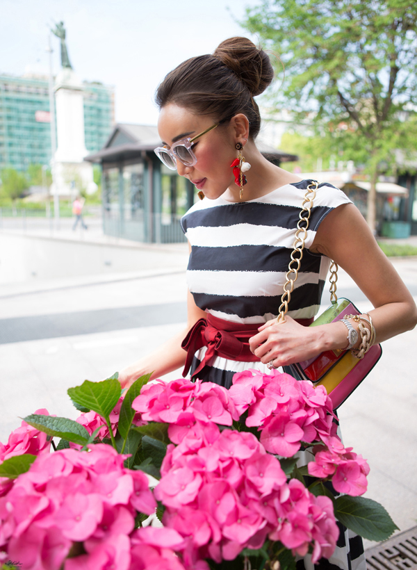 13_yuriAhn_Digital_Fashion_Specialist_Dolce_and_Gabbana_wearing_Sicilian_folk_SS13_stripe