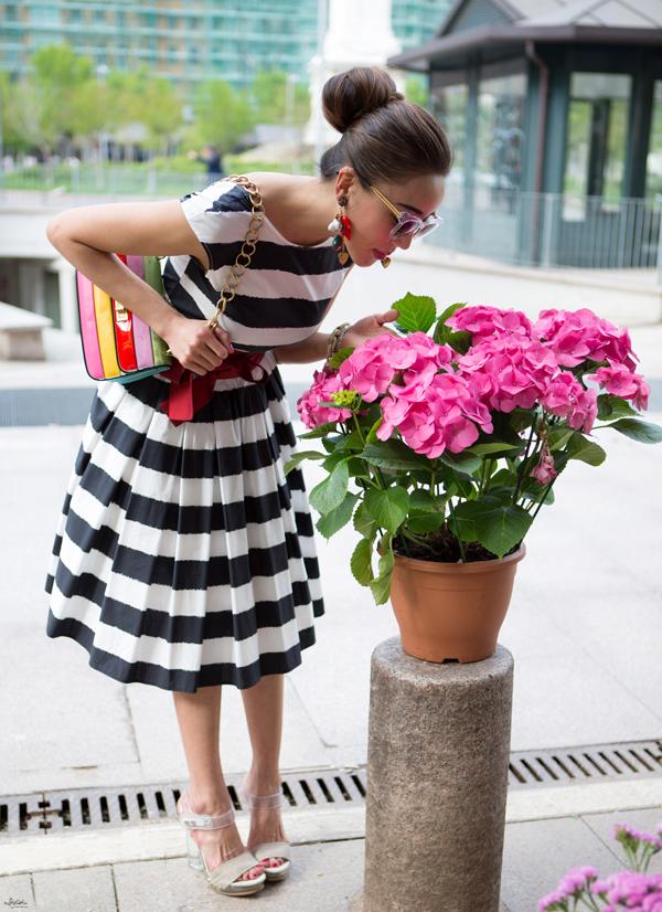14_yuriAhn_Digital_Fashion_Specialist_Dolce_and_Gabbana_wearing_Sicilian_folk_SS13_stripe