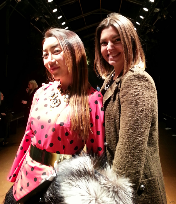 15-YuriAhn-theStylistme-wearing-sensual-polkadot-top-dolce-and-gabbana-SS-14-mfw-versace-women-fashionshow-fw14-600