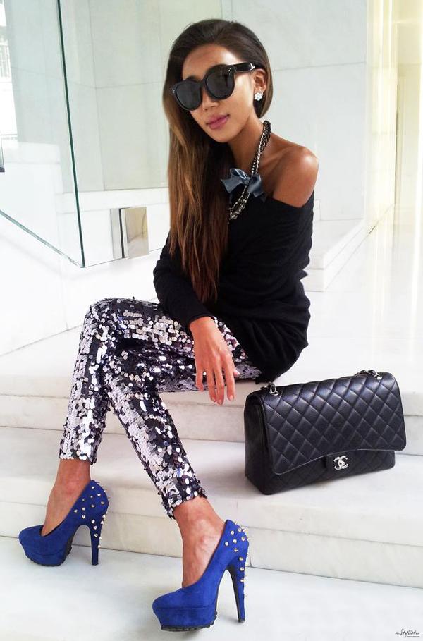 _16-YuriAhn-theStylistme-wearing-sequin-leggings-glitter-sparkle-fashion-items-simply-seductive
