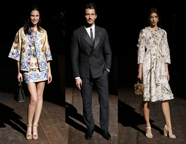 21-Dolce-and-Gabbana-fall-winter-2014-2015-womens-fashion-show-DacidGandy-BiancaBalti-KateKing
